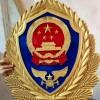 新款消防徽定制批发-350公分规格定制-贴金工艺
