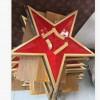 八一五角星徽销售-湖南省长沙市做大型警徽加工厂
