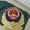 2.5米烤漆警徽潍坊市生产厂家