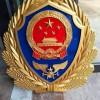 2.5米消防徽定制-贴金消防徽制作厂家