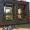 箱涵管廊模具的设计构造