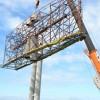 无锡工厂拆除钢结构拆除广告牌拆除
