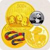 金银币回收 全国收购金银币熊猫币套装牛年十二生肖币 福之鑫
