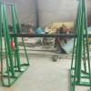 梯形放线架 电缆放线梯形液压升降放线架 三角放线架