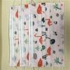 火烈鸟印花口罩用布 厂家供应支持定制